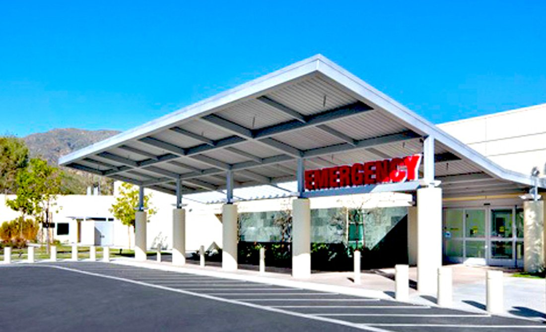 Olive View Medical Center Emergency Room Replacement | Citadel